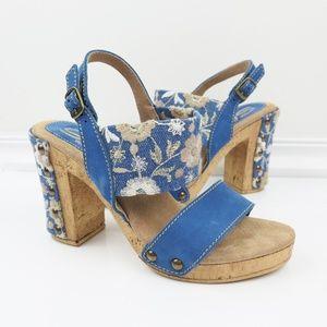 NWOT sbicca ∙ monumental platform heels